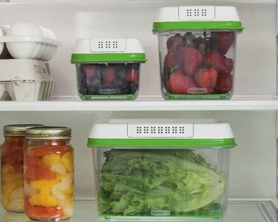 These highly rated food containers can keep your fruits and vegetables fresh for longer