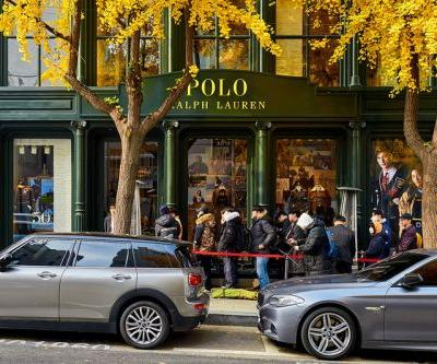 Streetwear Stans Camped Out for the Palace x Polo Ralph Lauren Release in Seoul