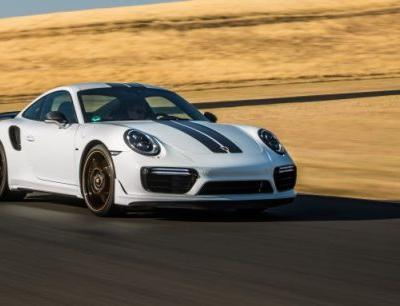 First Drive: Porsche 911 Turbo S Exclusive, One of 500 with 607 HP!