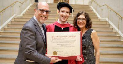 Zuckerberg tells Harvard we need a new social contract of equal opportunity