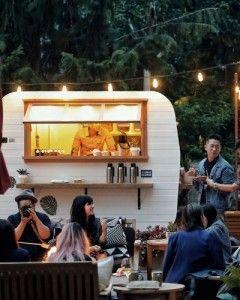 Four Seasons Resort Whistler is the Most Stylish Locale for Summer Drinks