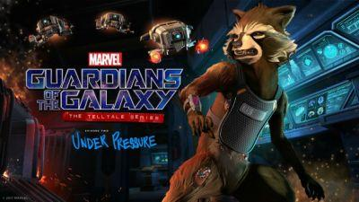 Telltale's Second Episode Of Guardians Of The Galaxy Hits June 6
