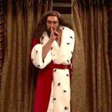 Jason Momoa Is a Stripping Christmas Ghost in This SNL Skit, and I've Lost My Ability to Speak