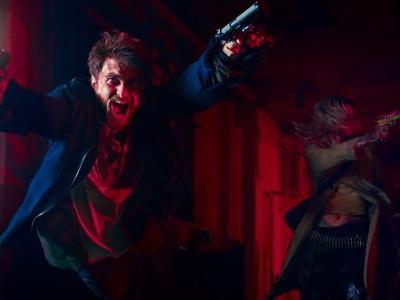 'Guns Akimbo' Trailer: Daniel Radcliffe Has Guns Bolted to His Hands and Has to Kill an Assassin