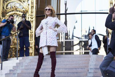 Céline Dion bares all in new 'Vogue' post