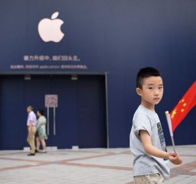 Millennials are piling into Apple after it warned of a slowdown linked to China