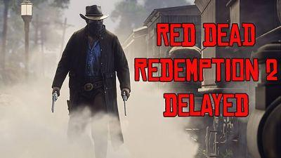 Red Dead Redemption 2 Delayed, New Screenshots Unveiled