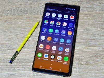 Samsung Galaxy Note 9 Dominates iPhone XS Max In New Battery Test