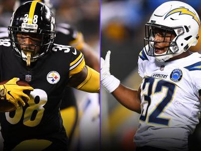 Week 14 Fantasy Sleepers: Jaylen Samuels, Justin Jackson among injury replacements to trust