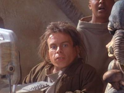 Who Warwick Davis May Be Playing In The Han Solo Movie
