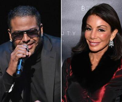Danielle Staub gets 'very cozy' with Al B. Sure! in NYC hotel