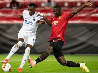 Manchester United need extra time to beat Copenhagen, reach UEL semis