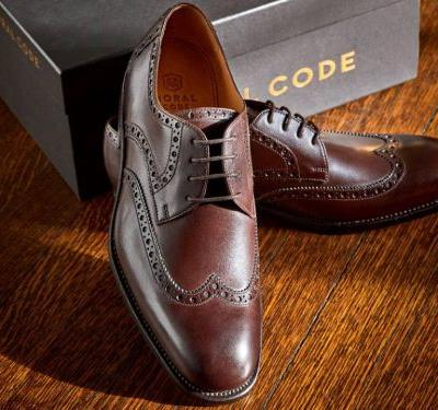 2 former Clarks and Allen Edmonds employees launched a startup that makes luxury dress shoes the average guy can afford - all under $250