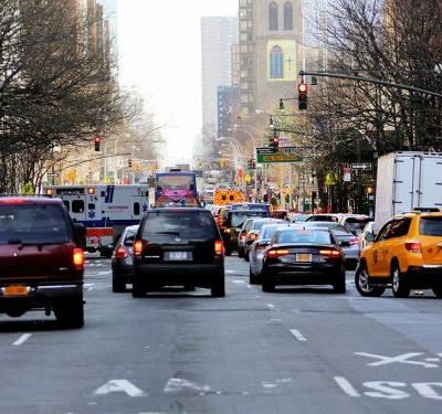 Some drivers may be forced to pay up to $25.34 to drive in NYC's busiest areas starting in 2020