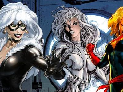 Sony's Silver & Black Recruits Captain Marvel, Chaos Walking Writers