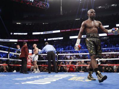 Floyd Mayweather announces retirement: This was my last fight 'for sure'