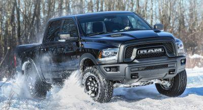 Ram Rebel Black Edition Murdering Its Way Into Detroit