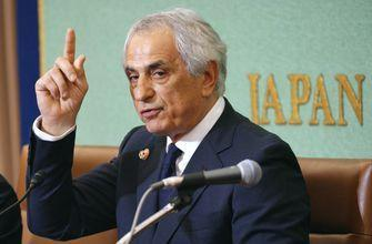 Fired coach Halilhodzic suing Japanese football association