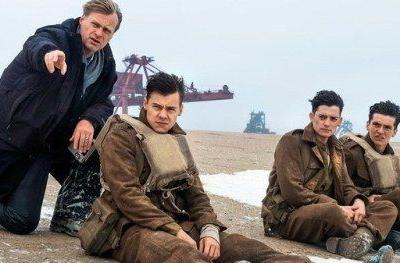 Dunkirk Gets Christopher Nolan His First Oscar Nom for
