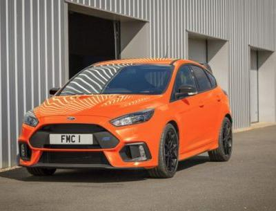 Ford Focus RS Heritage Edition Is a Bright Orange Sign that Says: End of the Road