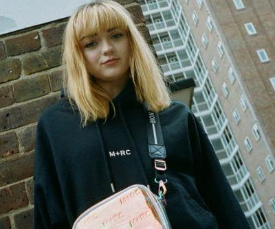 'Game of Thrones' Star Maisie Williams Is the Face of M+RC NOIR's Newest Editorial