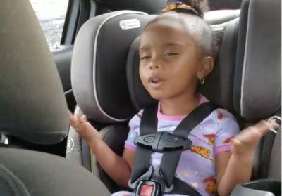 This Confused Little Girl Asking Where Barack Obama Went Is Your Daily Dose of Cuteness!