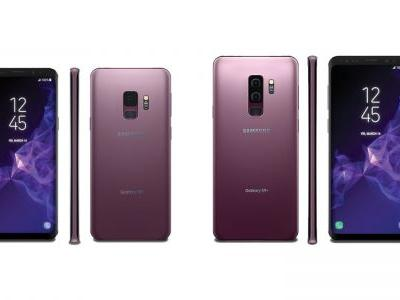 Samsung accidentally published the launch video for the Galaxy S9 early