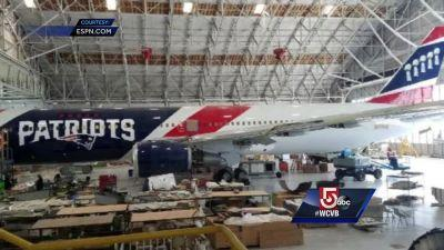 Patriots become first NFL team to own a plane