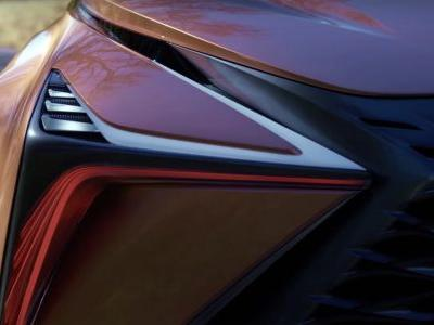 Lexus Drops One Last LF-1 Limitless Teaser Before The Big Reveal