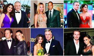 From Beyonce and Jay-Z to The Beckhams: Celebs who renewed their wedding vows