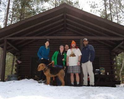 Try Cabin Camping with Your Pets