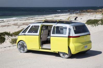 VW's electric Microbus just got confirmed for production