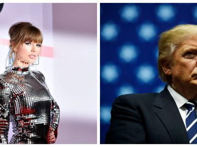 Taylor Swift Tears Into Trump For 'Stoking the Fires of White Supremacy and Racism'