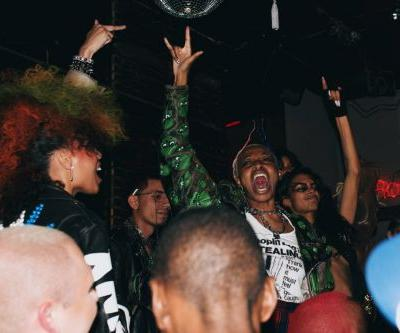 Vic Mensa Throws Epic NYC Party To Celebrate New Collection
