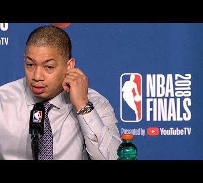 Tyronn Lue: Cavaliers will stick with starters for Game 3, Andre Iguodala or not
