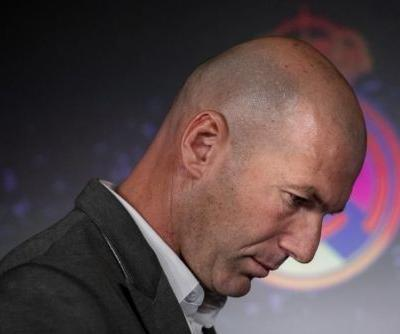With batteries 'recharged,' Zidane back as Real Madrid coach