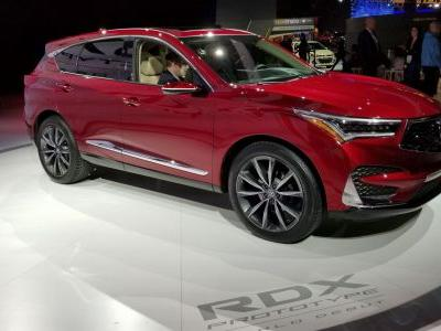 Acura Swings For The Fences With 2019 RDX - New Look, New Tech, Extra SUV
