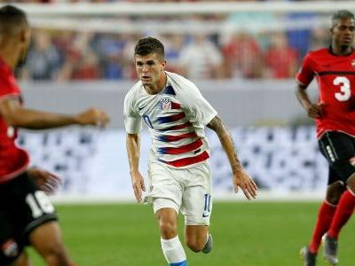 Pulisic shines, Zardes responds as USMNT thrashes Trinidad and Tobago in Gold Cup
