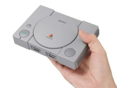 Sony Reveals PlayStation Classic Mini-Console, Comes With 20 PlayStation Games