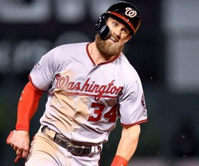 Nationals' offer to Bryce Harper was a $300 million ploy