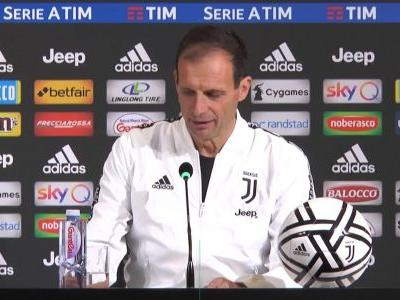 Clinching title now eases Champions League pain - Allegri