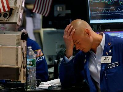 GOLDMAN SACHS WARNS: There's a 'high probability' of a stock market correction in the coming months
