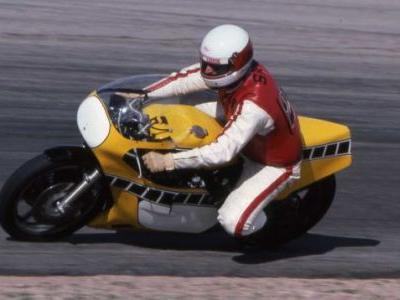 What It Was Like to Ride Yamaha's Nastiest Race Bike of the 1970s
