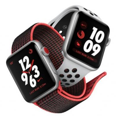 Apple Watch Series 3's Nike+ Models Have Slightly Later October 5 Launch Date