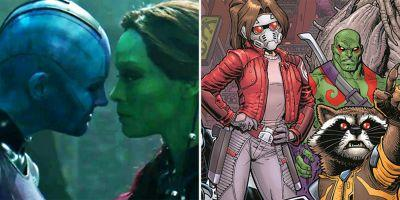15 Things Everyone Gets Wrong About Guardians Of The Galaxy
