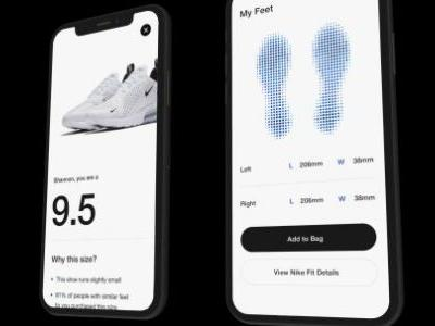 Nike's iPhone app will use AR to fit shoes with sub-2mm accuracy