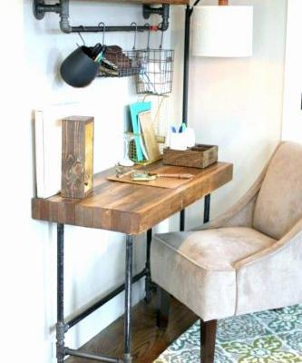 20 Luxury Home Office Desk with Storage Pics