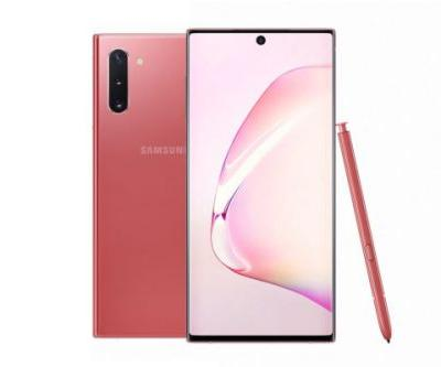 New Pink & Red Galaxy Note 10 Colors Come To The US Tomorrow