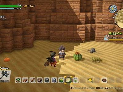 How To Make Prickly Pop In Dragon Quest Builders 2