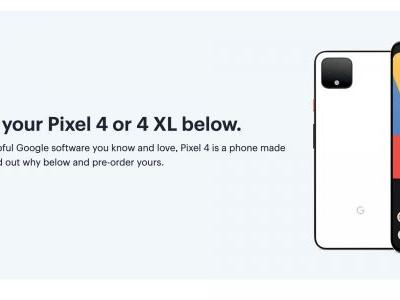 Pixel 4 XL, and Pixel 4 full specs revealed, as pre-orders begin in Canada